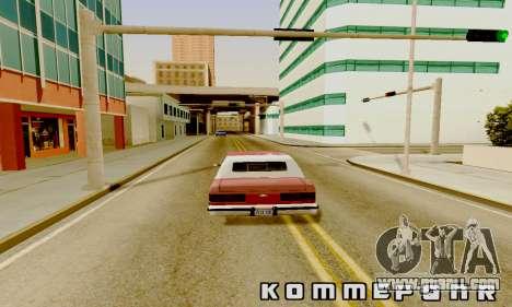 Light ENB Series v3.0 for GTA San Andreas forth screenshot