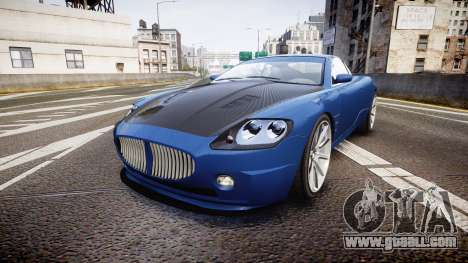 GTA V Ocelot F620 R for GTA 4