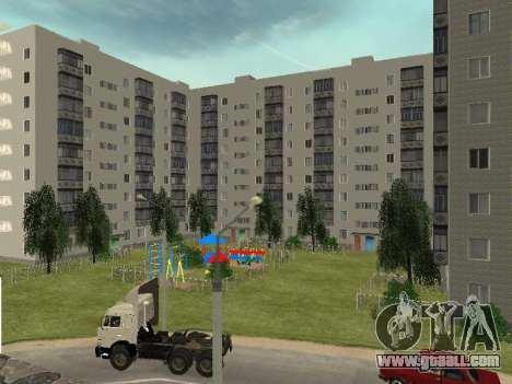 Prostokvashino for GTA Criminal Russia beta 2 for GTA San Andreas fifth screenshot