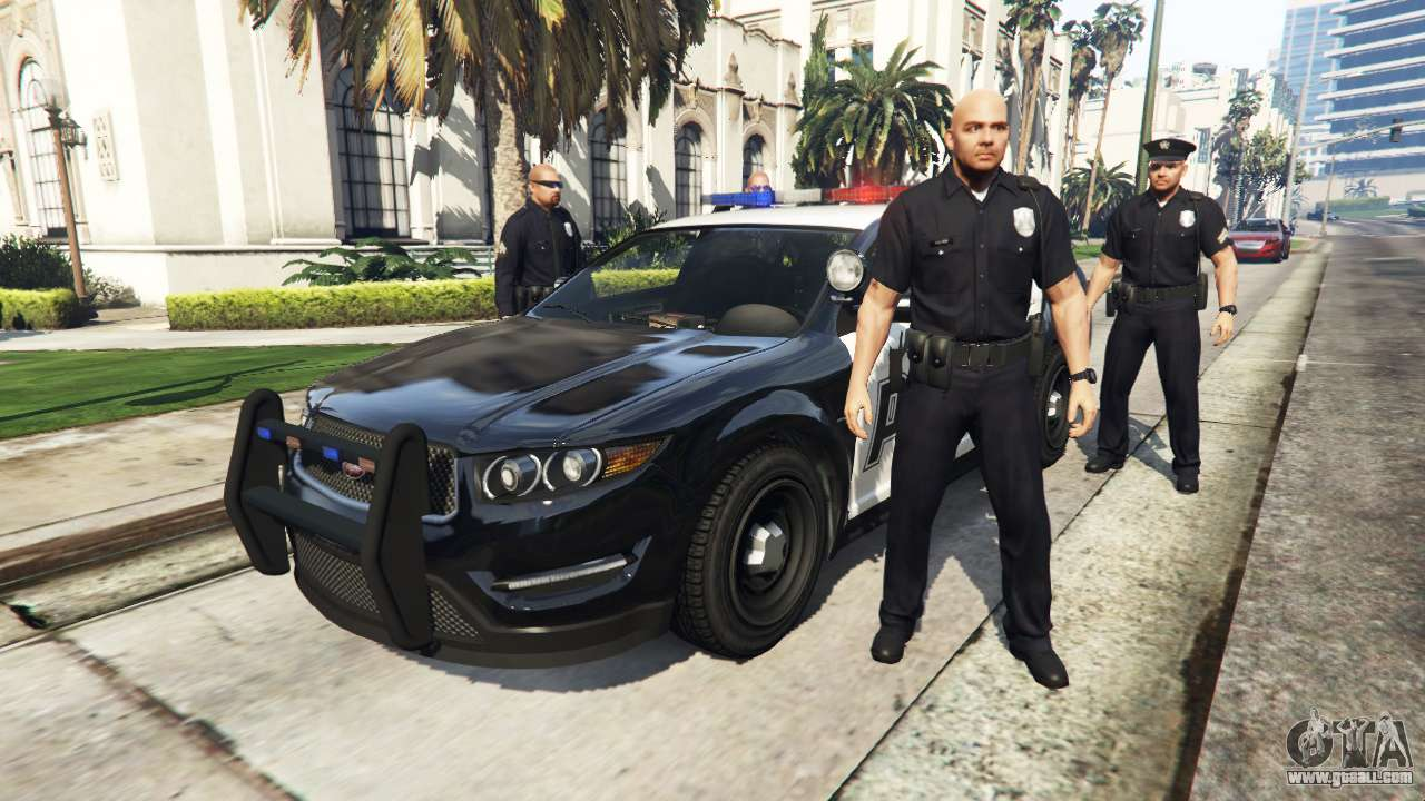 gta 5 mods ps3 download police