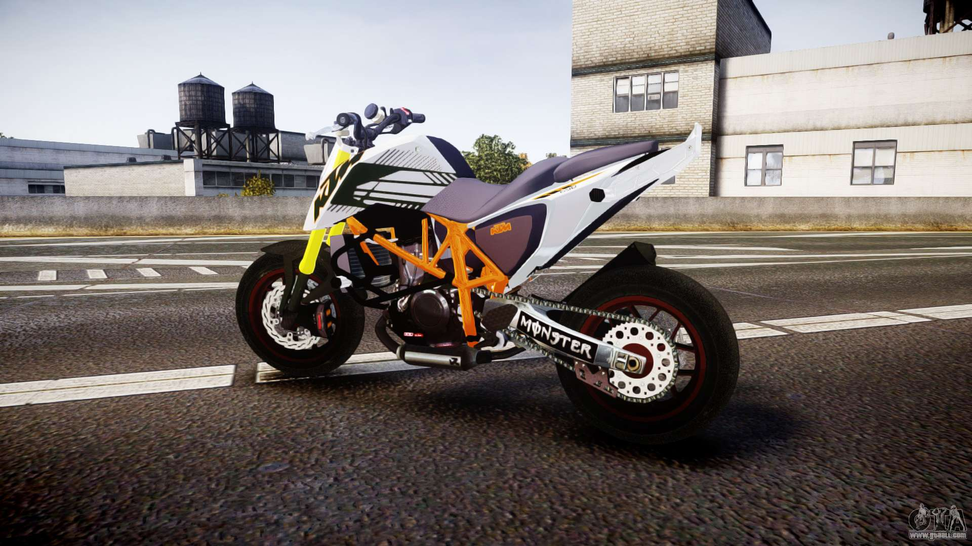 rc chopper with 61592 Ktm 690 Supermoto on fat300customcycles additionally 1176222439 also 73325 Ktm 1190 Rc8 R moreover Bell 430 additionally Watch.