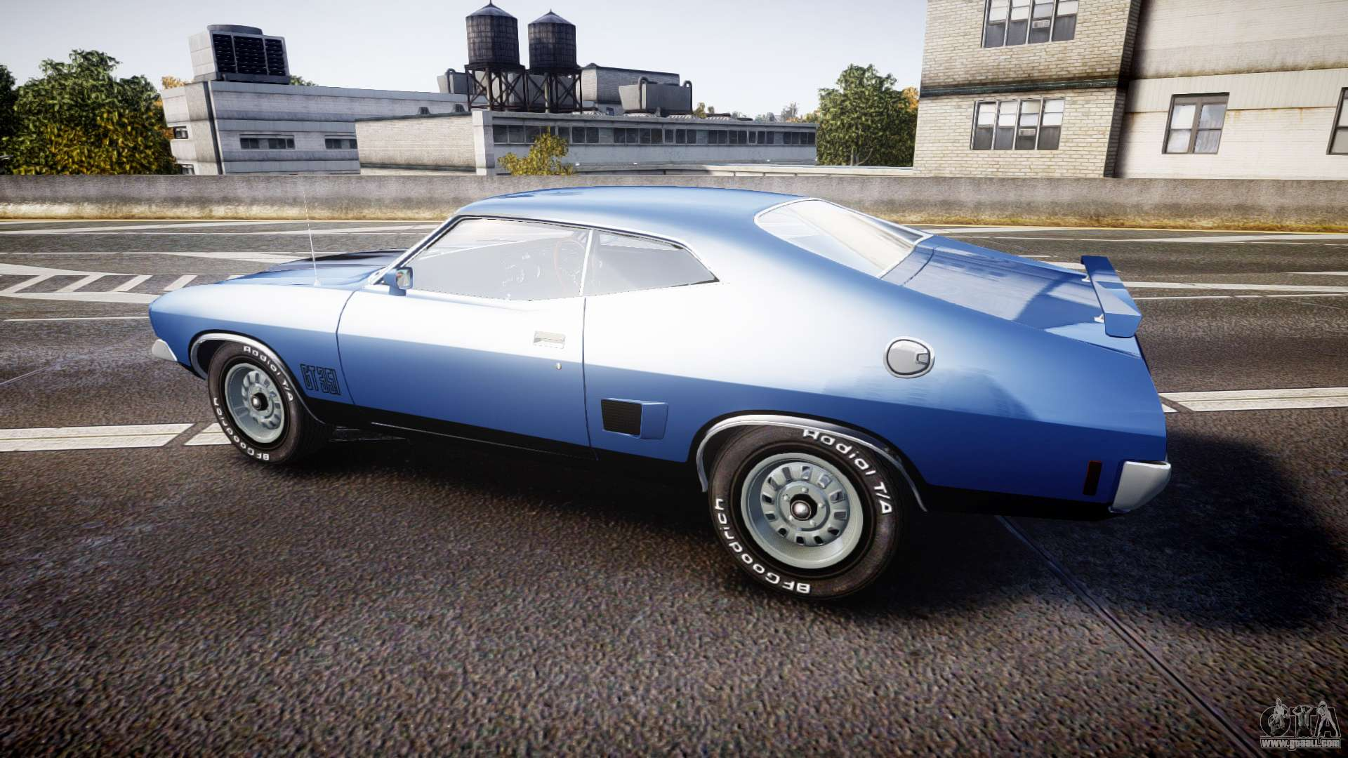 1973 ford falcon xb gt hardtop coupe. Black Bedroom Furniture Sets. Home Design Ideas