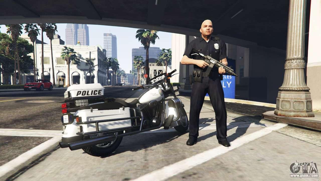 Police Mod 1 0b for GTA 5