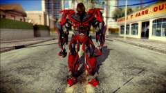 Stinger Skin from Transformers for GTA San Andreas
