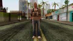 Officer from PMC for GTA San Andreas