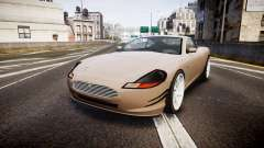 Dewbauchee Super GTO 77 for GTA 4