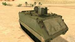 The M113 Armored Personnel Carrier
