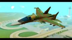 Sukhoi SU-34 IRIAF for GTA San Andreas