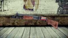 Rumble 6 Chromegun