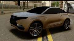 Lada XRay Concept v0.8