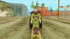 Dragon Ball Xenoverse Cell Perfect for GTA San Andreas