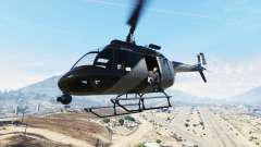 Air taxi for GTA 5