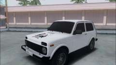 Lada Niva off road for GTA San Andreas