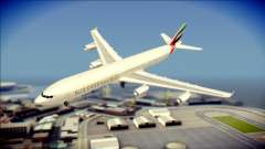Airbus A340-300 Emirates for GTA San Andreas