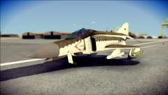 McDonnell Douglas F-4F Luftwaffe for GTA San Andreas