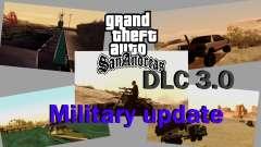 DLC 3.0 Military update