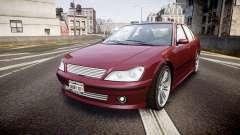 Emperor Lokus LS 350 Elegance for GTA 4