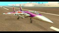 F-15C Air Combat for GTA San Andreas