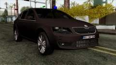 Skoda Octavia Police for GTA San Andreas