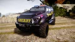 GTA V HVY Insurgent Pick-Up SWAT [ELS]