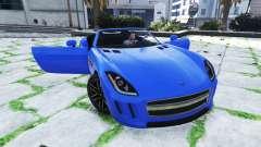 Deadly car door for GTA 5