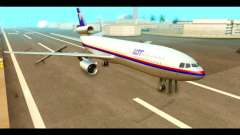DC-10-30 PLL LOT for GTA San Andreas