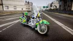 GTA V Western Motorcycle Company Sovereign BRA for GTA 4