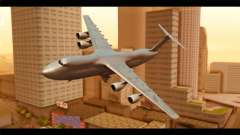 Lockheed C-5M RCAF for GTA San Andreas