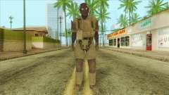 Metal Gear Solid 5: Ground Zeroes MSF v1 for GTA San Andreas