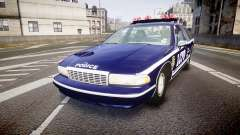 Chevrolet Caprice 1993 LCPD WH Auxiliary [ELS]