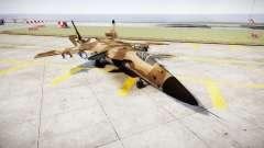 Su-47 Berkut desert