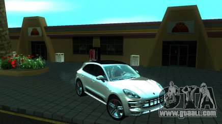 Porsche Macan Turbo for GTA San Andreas