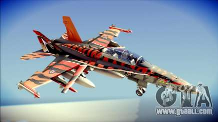 FA-18D Hornet RCAF Tigermeet for GTA San Andreas