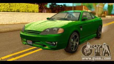GTA 5 Bollokan Prairie IVF for GTA San Andreas
