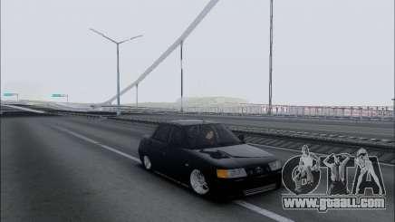 VAZ 2110 for GTA San Andreas