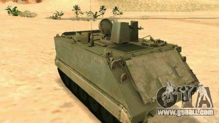 The M113 Armored Personnel Carrier for GTA San Andreas