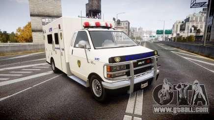 Brute Enforcer for GTA 4