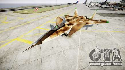MiG 1.44 MFI for GTA 4