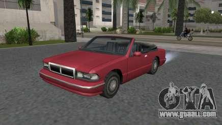 Premier Cabrio for GTA San Andreas