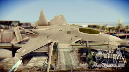 F-22 Gryphus, Falco and Antares for GTA San Andreas