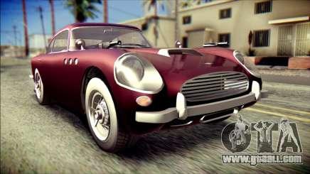 GTA 5 Dewbauchee JB 700 for GTA San Andreas