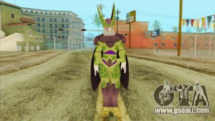 Dragon Ball Xenoverse Cell Perfect for GTA San Andreas