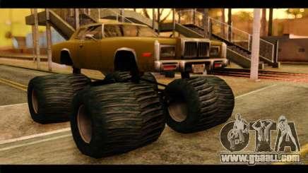 Monster Esperanto for GTA San Andreas