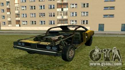 Dodge Charger RT HL2 EP2 for GTA San Andreas
