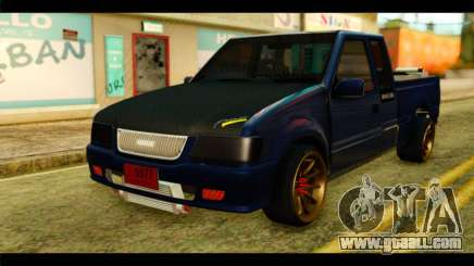 Isuzu Dragon for GTA San Andreas