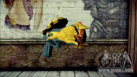 Hyper Magnum Kamen Rider Beast for GTA San Andreas