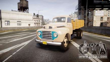 Ford F-6 1949 for GTA 4