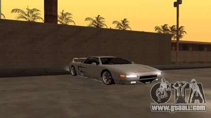 Infernus BanDit for GTA San Andreas