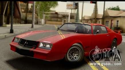 GTA 5 Imponte Phoenix for GTA San Andreas