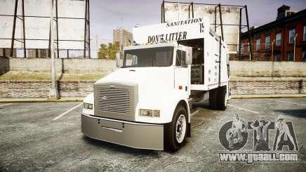 HVY Biff Trashmaster for GTA 4